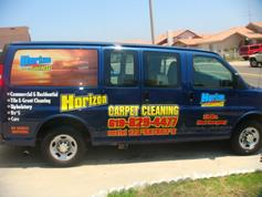 Used Carpet Cleaning Vans for Sale